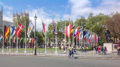 London VE Day