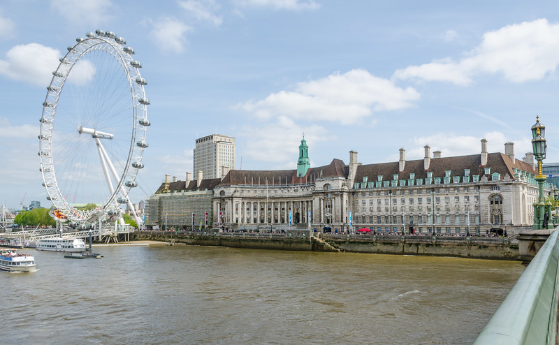 "<a href=""https://en.wikipedia.org/wiki/London_Eye"" target=""_blank"">London Eye</a> and <a href=""https://en.wikipedia.org/wiki/London_County_Hall"" target=""_blank"">County Hall</a> - our base location for London"