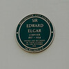 "<a href=""https://en.wikipedia.org/wiki/Edward_Elgar"" target=""_blank"">Sir Edward Elgar</a> plaque at <a href=""https://en.wikipedia.org/wiki/Abbey_Road_Studios"" target=""_blank"">Abbey Road Studios</a>"