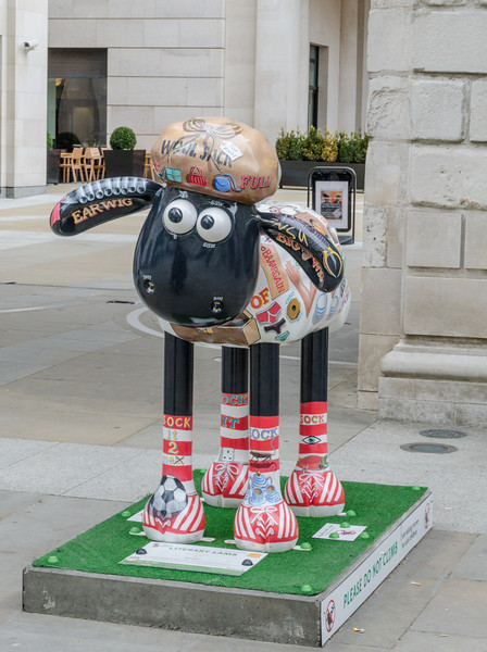 "Literary <a href=""http://www.shauninthecity.org.uk/"" target=""_blank"">Lamb</a>"