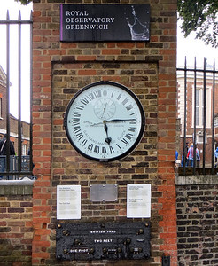 The Royal Observatory - Greenwich