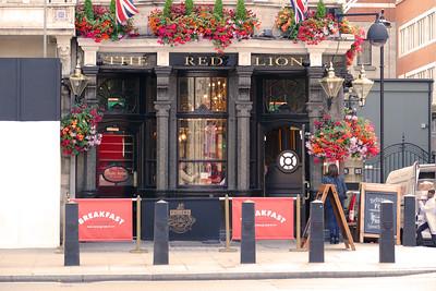 A London Pub