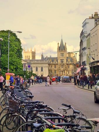 Cambridge & London 2015