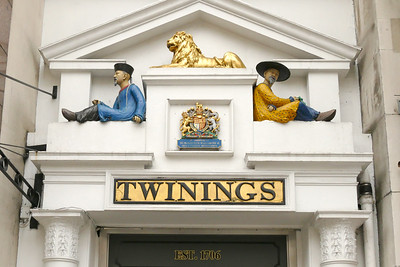 The Twinings Tea Store - London