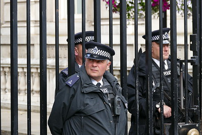Protecting 10 Downing Street