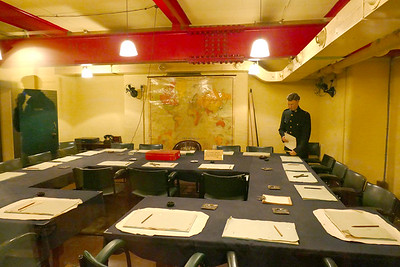 A Churchill War Room
