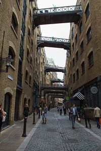 Shad Thames Walkways