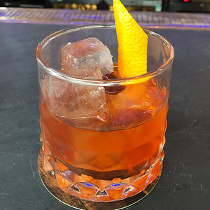 An Old-Fashioned At Roast
