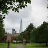 The Shard From Saint Mary Magdalene Churchyard