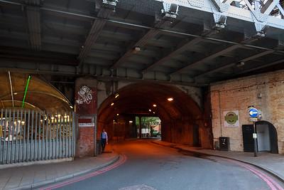 Druid Street Tunnel