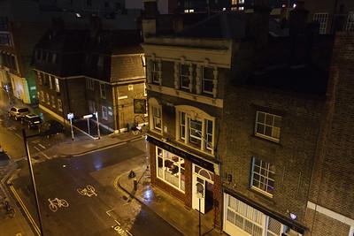 A Rainy Night on Tabard Street