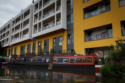 Canal-Side Apartments
