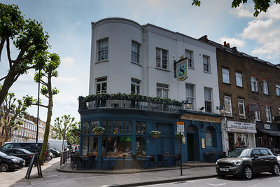 The Spread Eagle, Camden