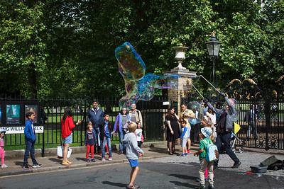 Bubble Blower, Greenwich