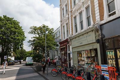 Thurloe Street, South Kensington