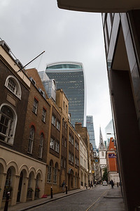 View from Lower Thames Street