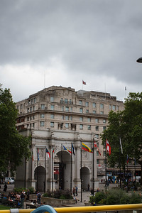 Marble Arch and The Cumberland