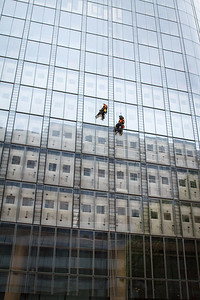 Window Washers, Southbank