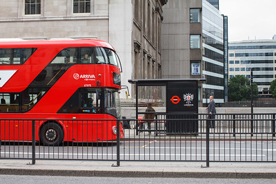 Buses - City of London