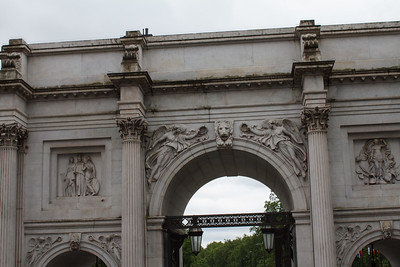 Marble Arch Detail