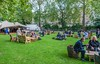 Afternoon in Russel Square