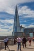 The Shard from the Monument.