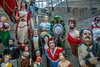 World's largest collection of figureheads. Housed with the Cutty Sark.