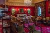 In the Montague Reading room/Lounge