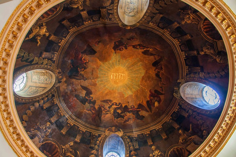 Dome of St, Michael's Church