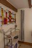 Note the spiral Swedish radiator