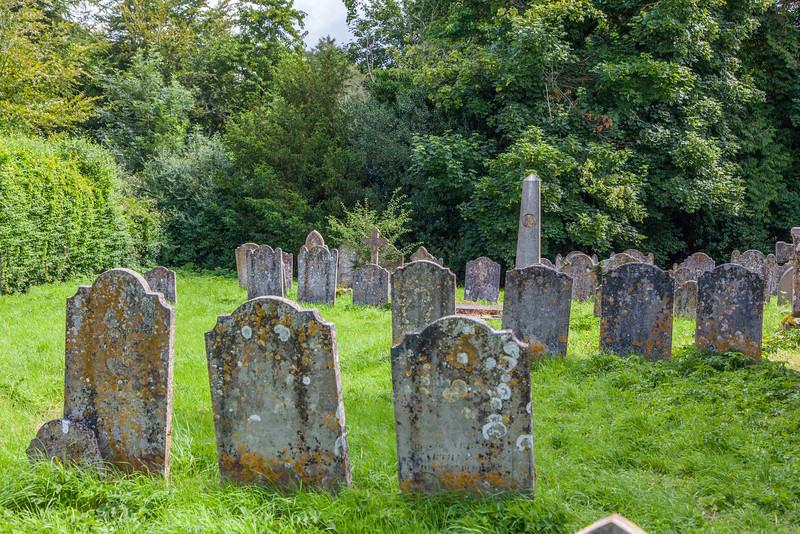 Village of Serborne, Hampshire