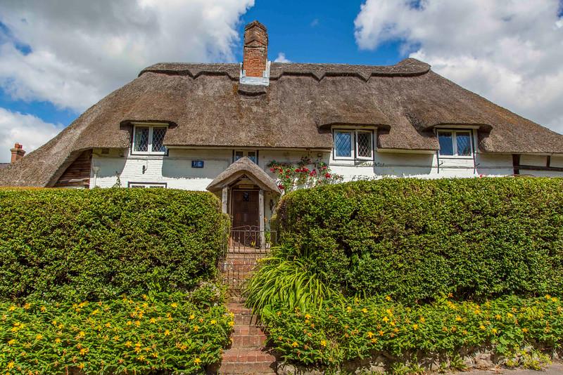 The Village of Selborne, Hampshire