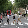 the Fab Four made it famous for decades, Abbey Road Studio on the left