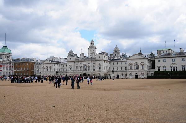 Buckingham Palace - July 18, 2009