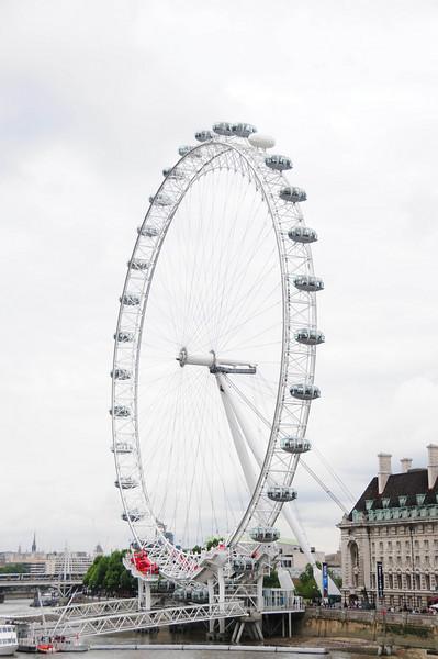 London Eye - July 17, 2009