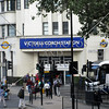 The Victoria Coach Station in London, England.