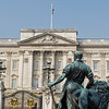Buckingham Palace and Queen Victoria Memorial