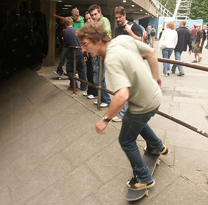 London skateboarder 2