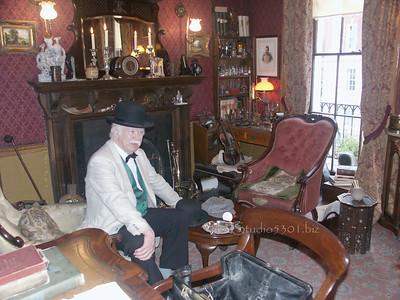 Sherlock Holmes Museum London (5)