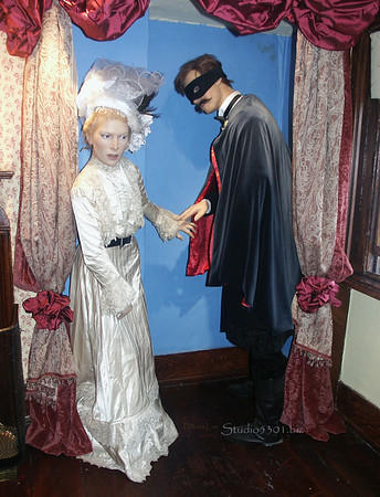 Sherlock Holmes Museum London wax (1)