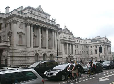 London Govt bldg