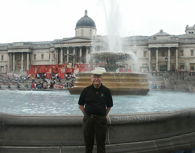 Fred at Fountain