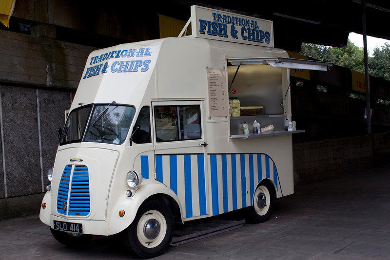 Mobile chippie.