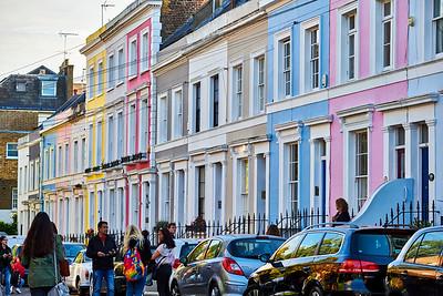 Sept. 30, 2017 - London  Nothing Hill/Portobello Road   Credit- Robert Altman