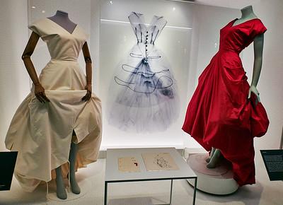 Sept. 30, 2017 - London   V&A Museum- Balenciaga    Credit- Robert Altman