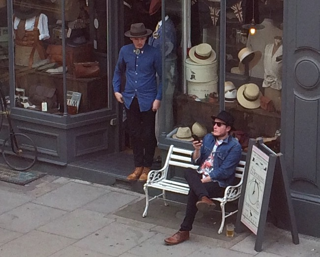 Hat salesmen