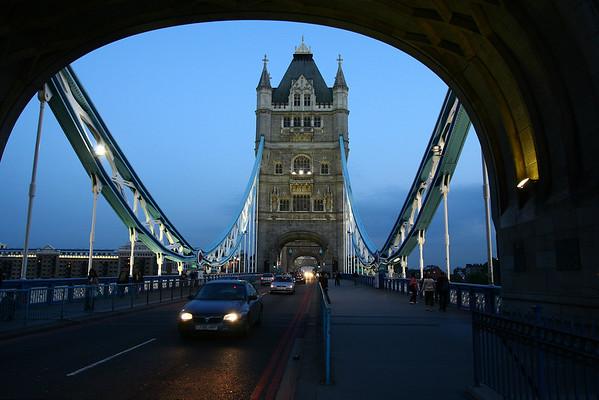 London, June 2007 - Londres, juin 2007