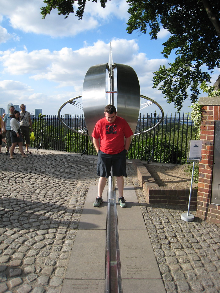 The Prime Meridian