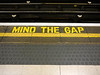 Did a lot of Tube (subway/underground) riding!    <br /> MIND THE GAP!!