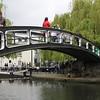 Bridge over Regent's Canal @ the Locks